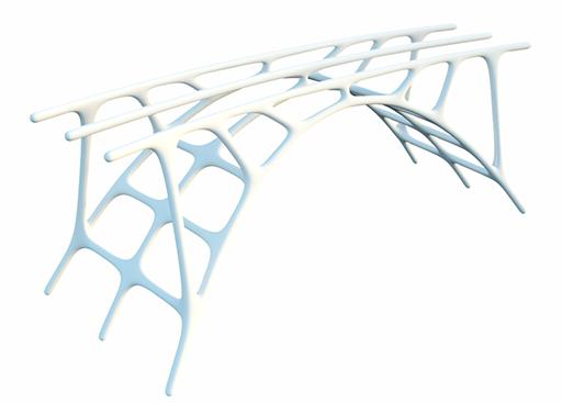 Freikörperkultur durch T-Splines mit Dynamo für REVIT
